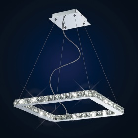 Galaxy Crystal Ceiling Lights Diyas Recessed Crystal Lights