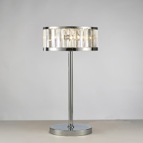 Torre Crystal Floor Lamps Diyas Modern Crystal Floor Lamps