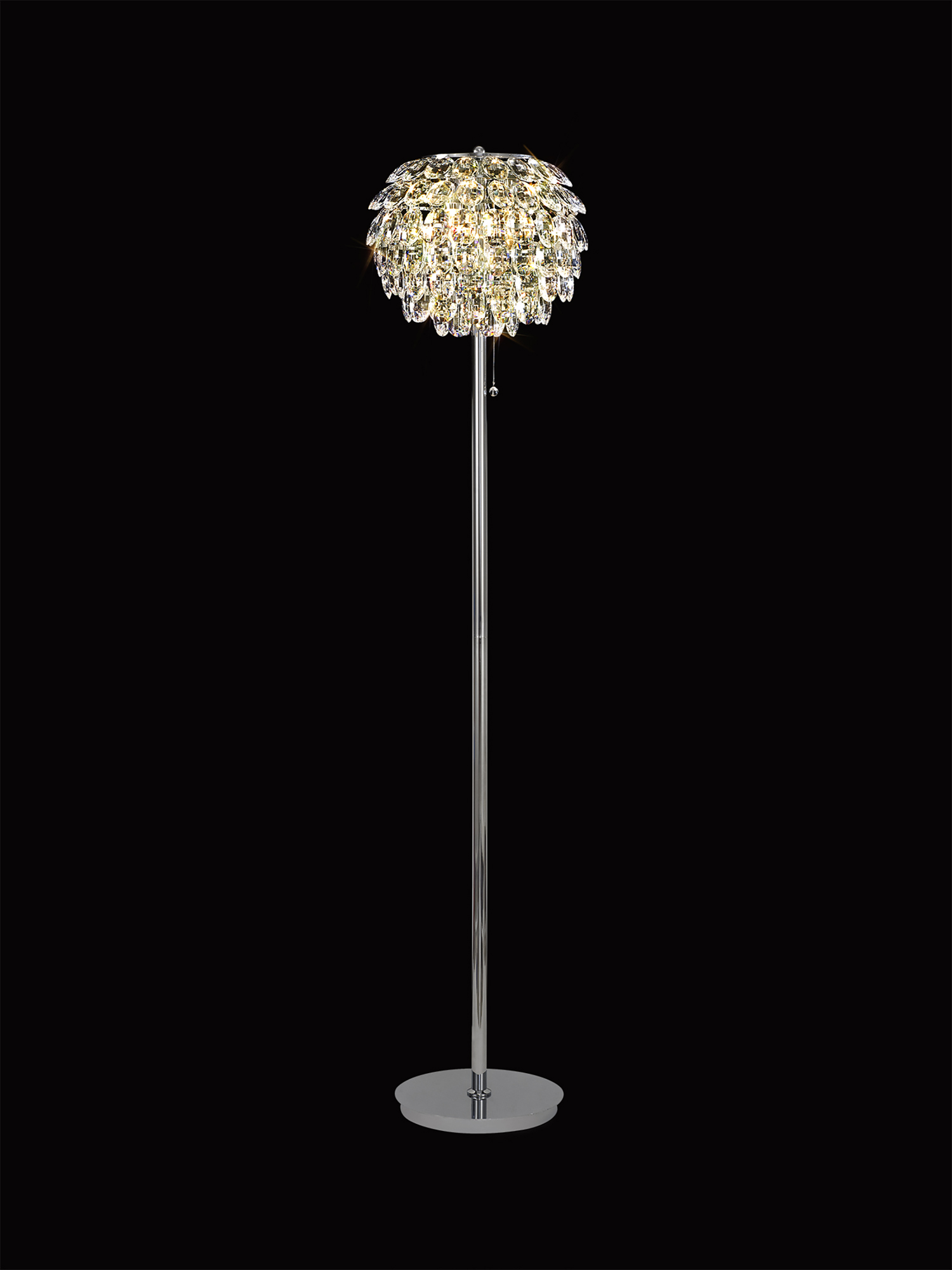 Coniston Floor Lamps Diyas Contemporary Floor Lamps