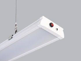 Indi P40 EM Emergency Luminaires Dlux Surface Emergency