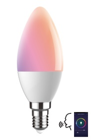 DIGIT-WIFI LED Lamps Luxram Candle