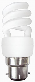 Geniss Ultra Compact Compact Fluorescent Luxram Spiral & U-Tube