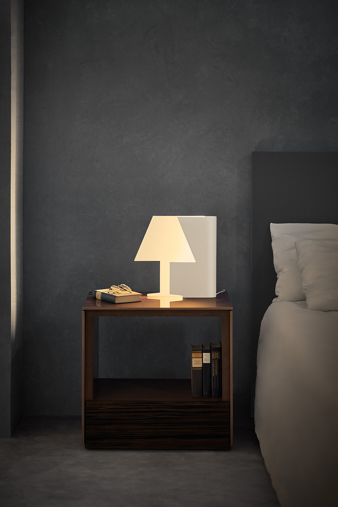 Book Table Lamps Mantra Modern Table Lamps