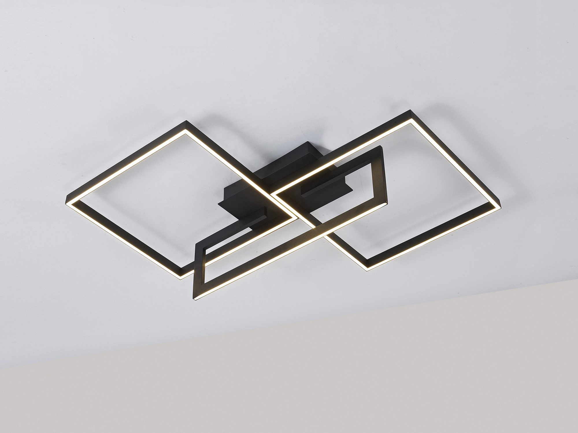 Mural Black Ceiling Lights Mantra Flush Fittings
