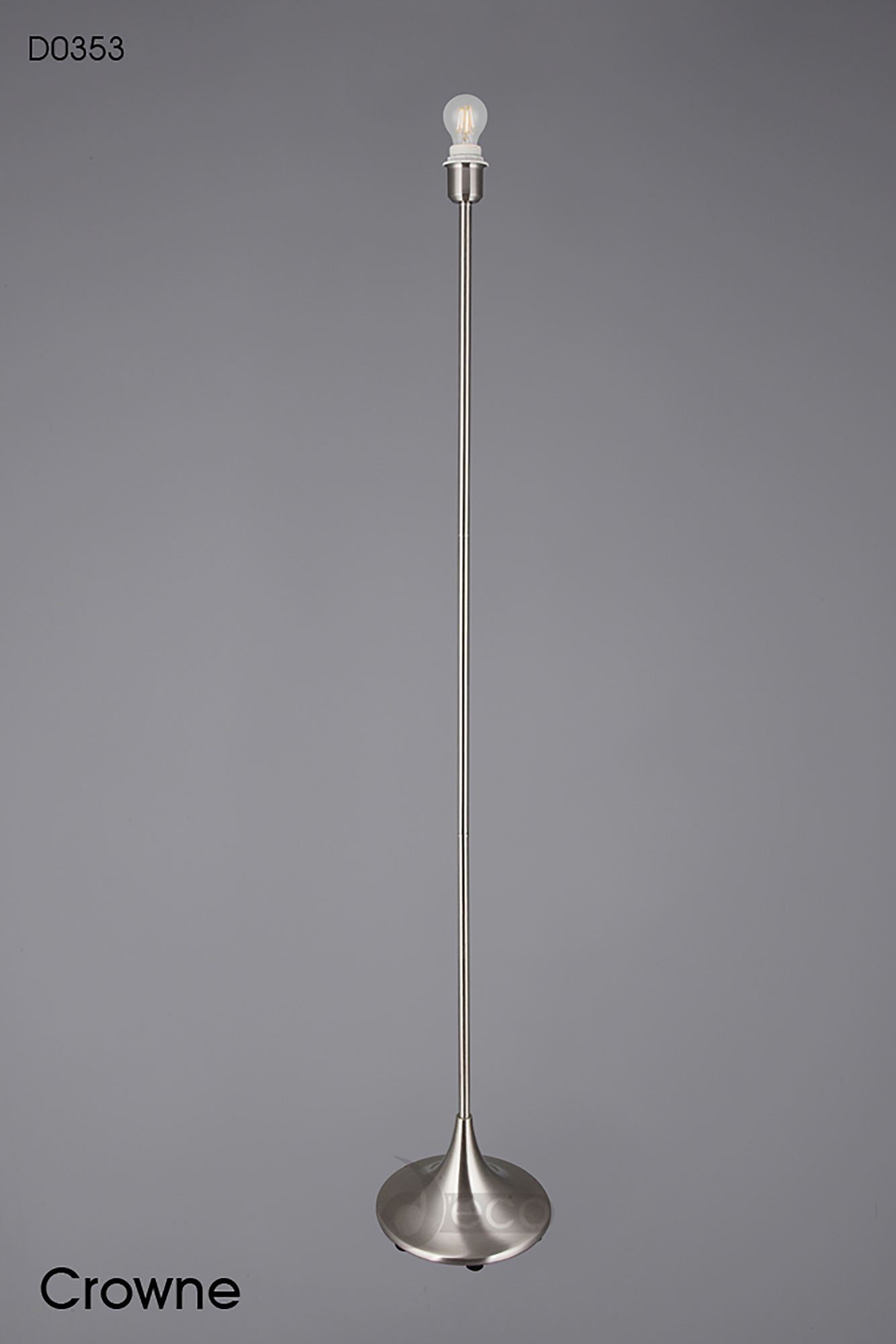 Crowne Floor Lamps Deco Contemporary Floor Lamps