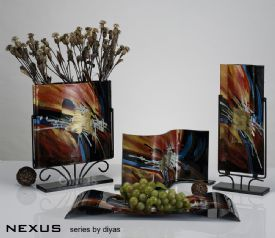 Nexus Art Glassware Diyas Home Ornaments