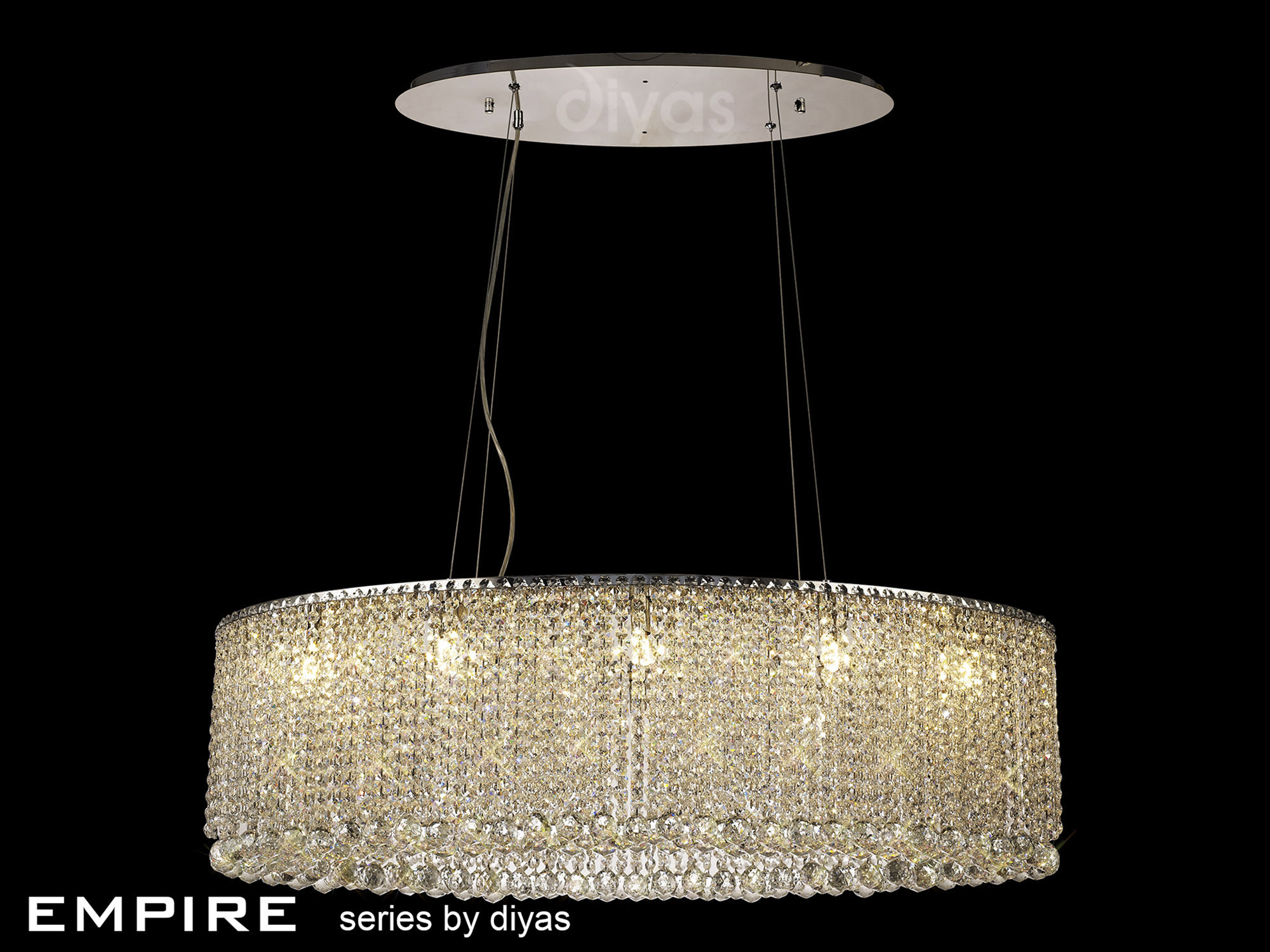 6ea2b7f27a Empire Crystal Ceiling Lights Diyas Contemporary Crystal Ceiling Lights ...