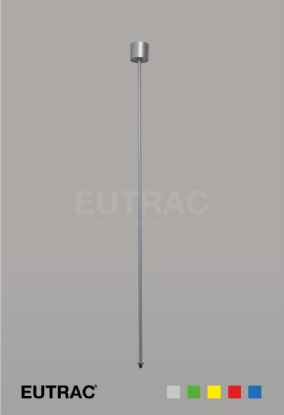 3 Circuit Surface/DB Tracks And Accessories Eutrac Triple Circuit Track With Data