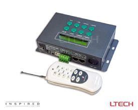 DMX Controller Drivers LTECH Dimming Controls