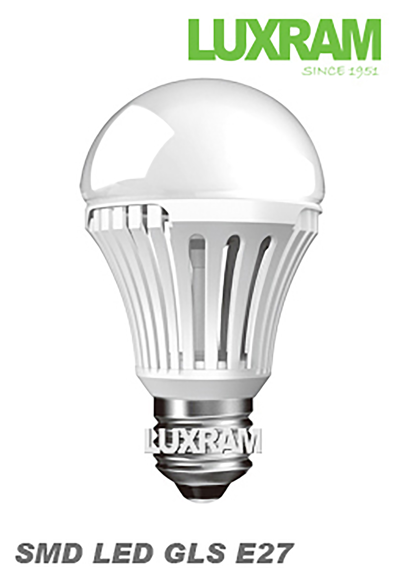 Power SMD LED Lamps Luxram Candle