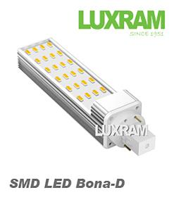 Power SMD LED Lamps Luxram Golf Ball