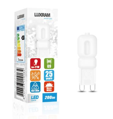 CapsuLED LED Lamps Luxram Capsule