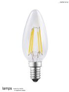 Lamps LED Lamps Mantra Fusion Compact CFL Replacements