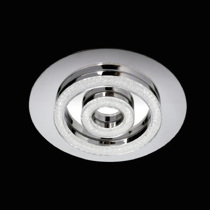 Saturno Crystal Ceiling Lights Mantra Fusion Flush Crystal Fittings