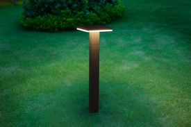 Tignes Exterior Lights Mantra Exterior Post