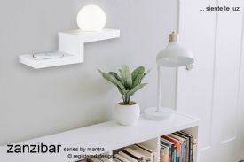 Zanzibar Table Lamps Mantra Fusion Modern Table Lamps