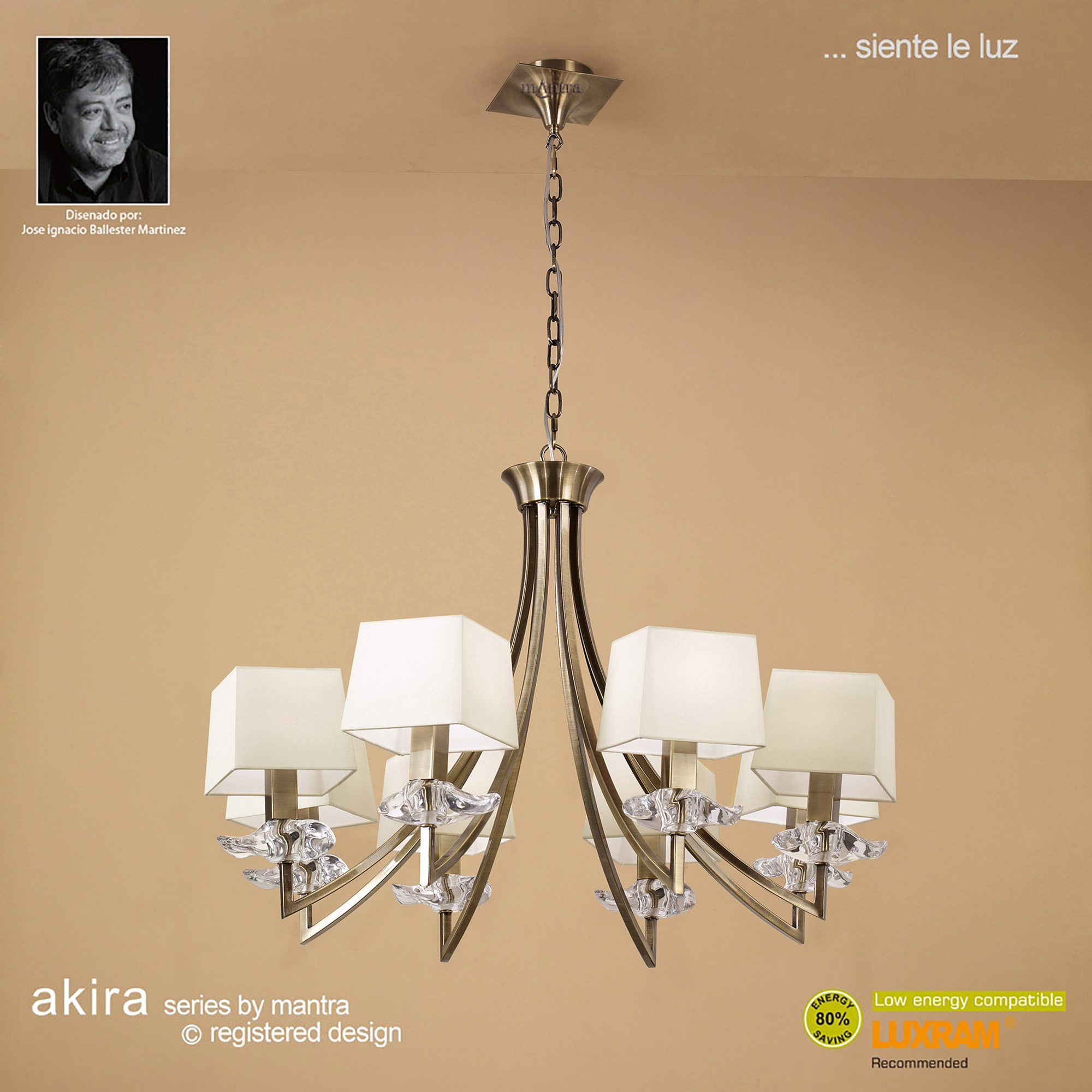 Akira AB Ceiling Lights Mantra Contemporary Ceiling Lights