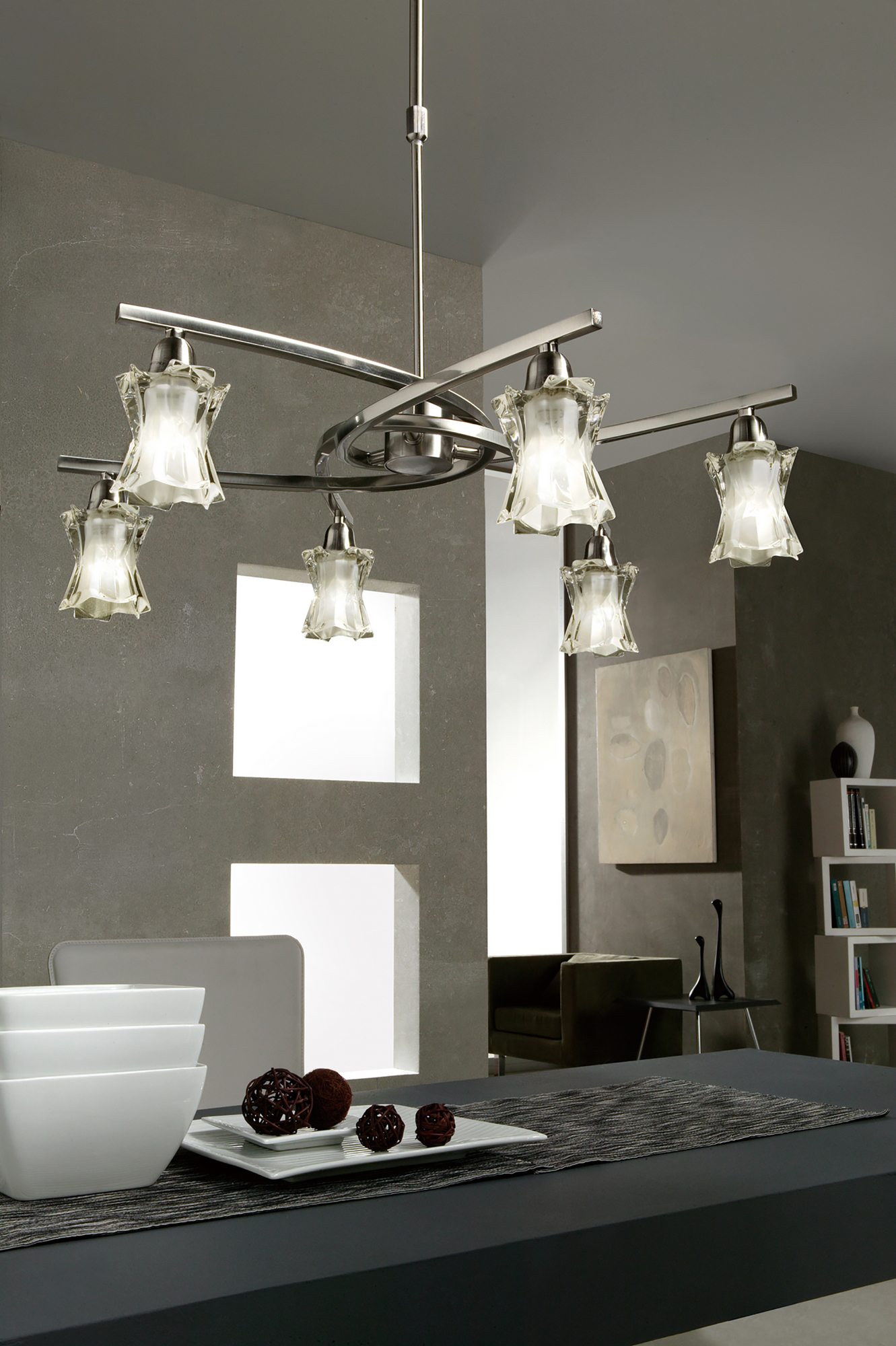 Alaska SN Ceiling Lights Mantra Contemporary Ceiling Lights
