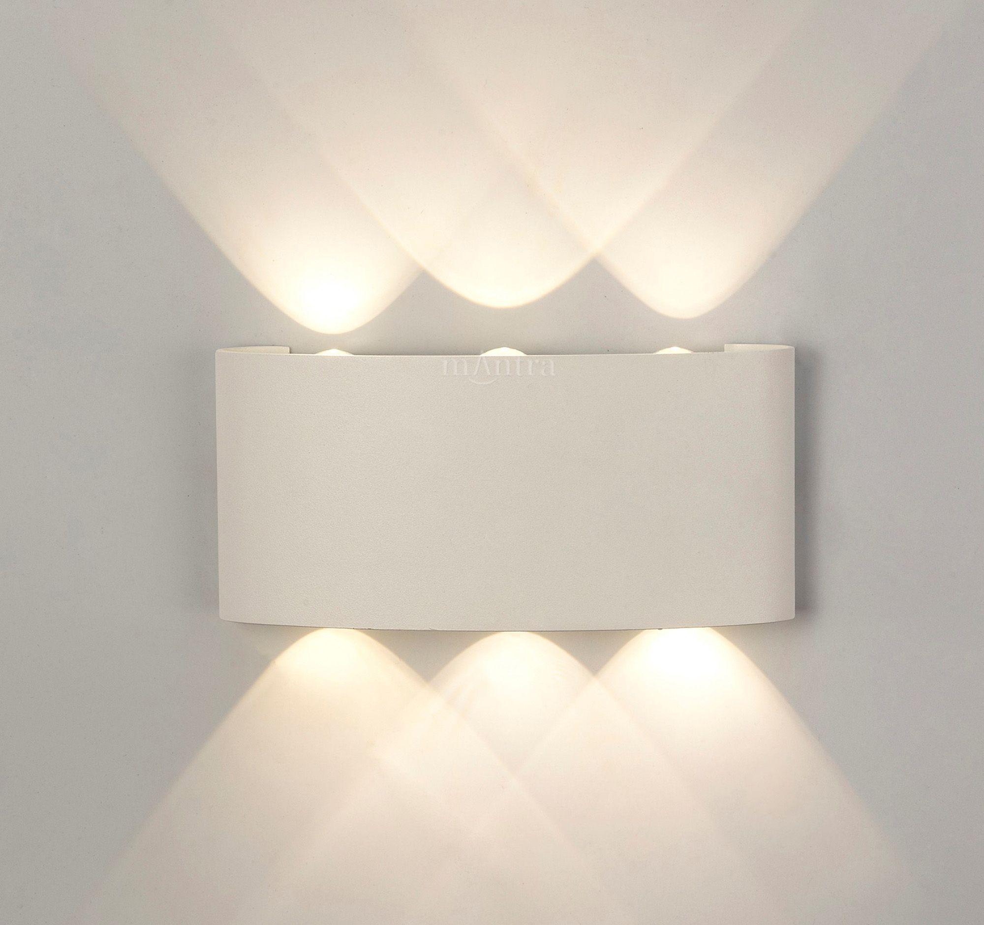 Arcs Exterior Lights Mantra Fusion Exterior Wall Lights