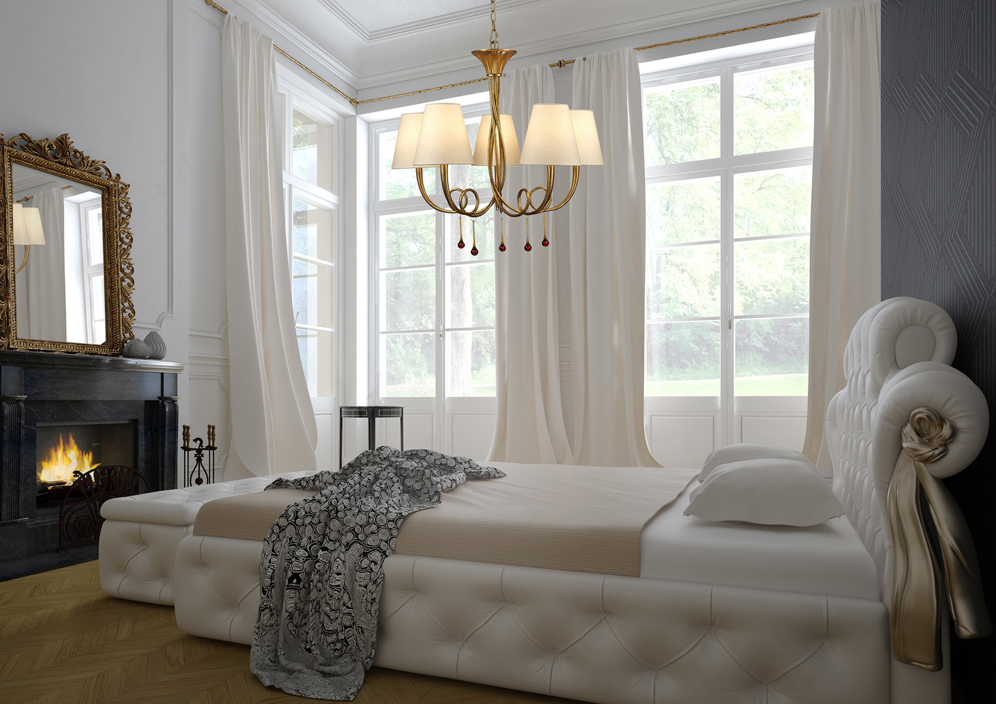 Paola Floor Lamps Mantra Traditional Floor Lamps