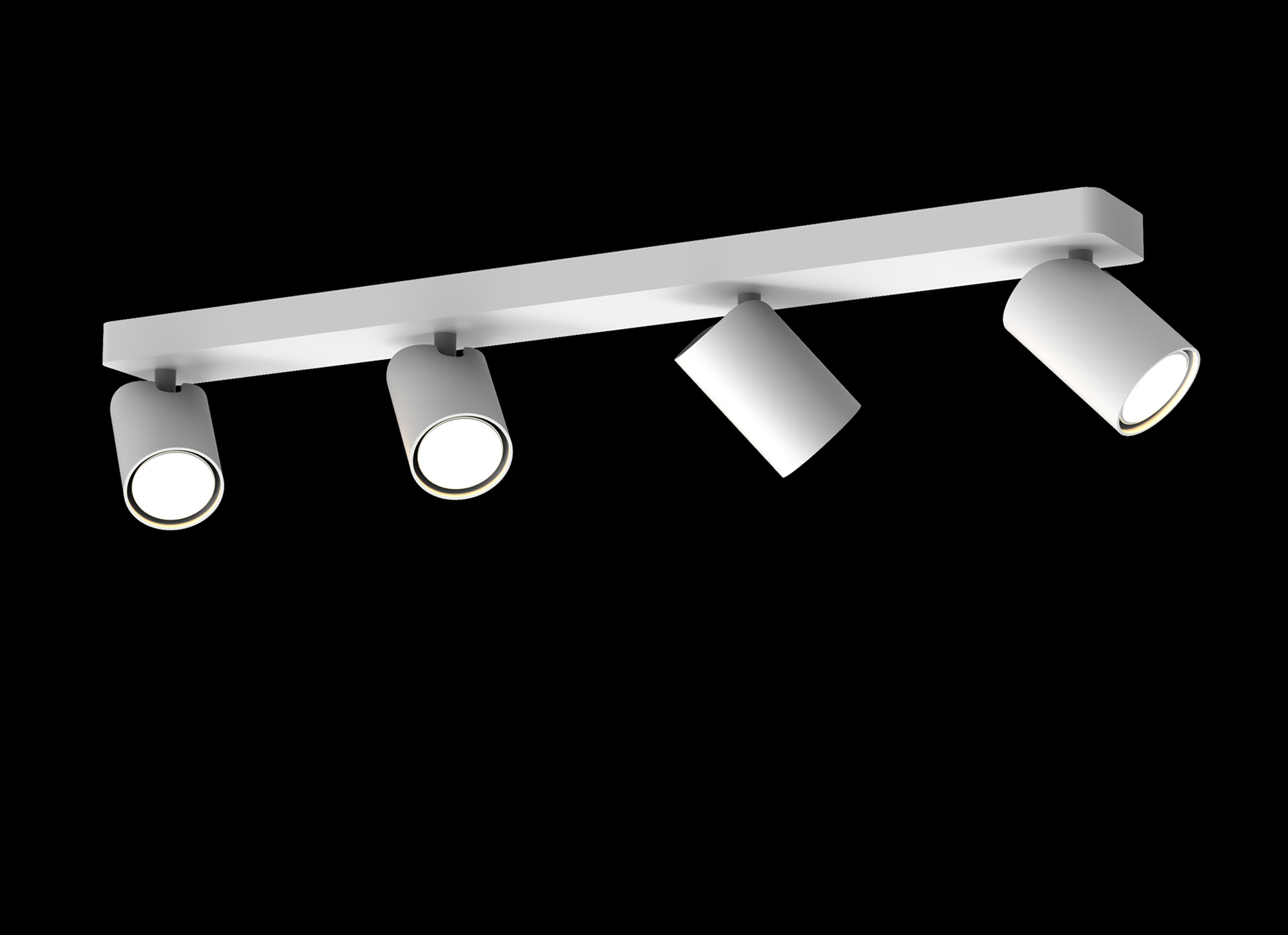 Sal Ceiling Lights Mantra Fusion Surface Spot Lights