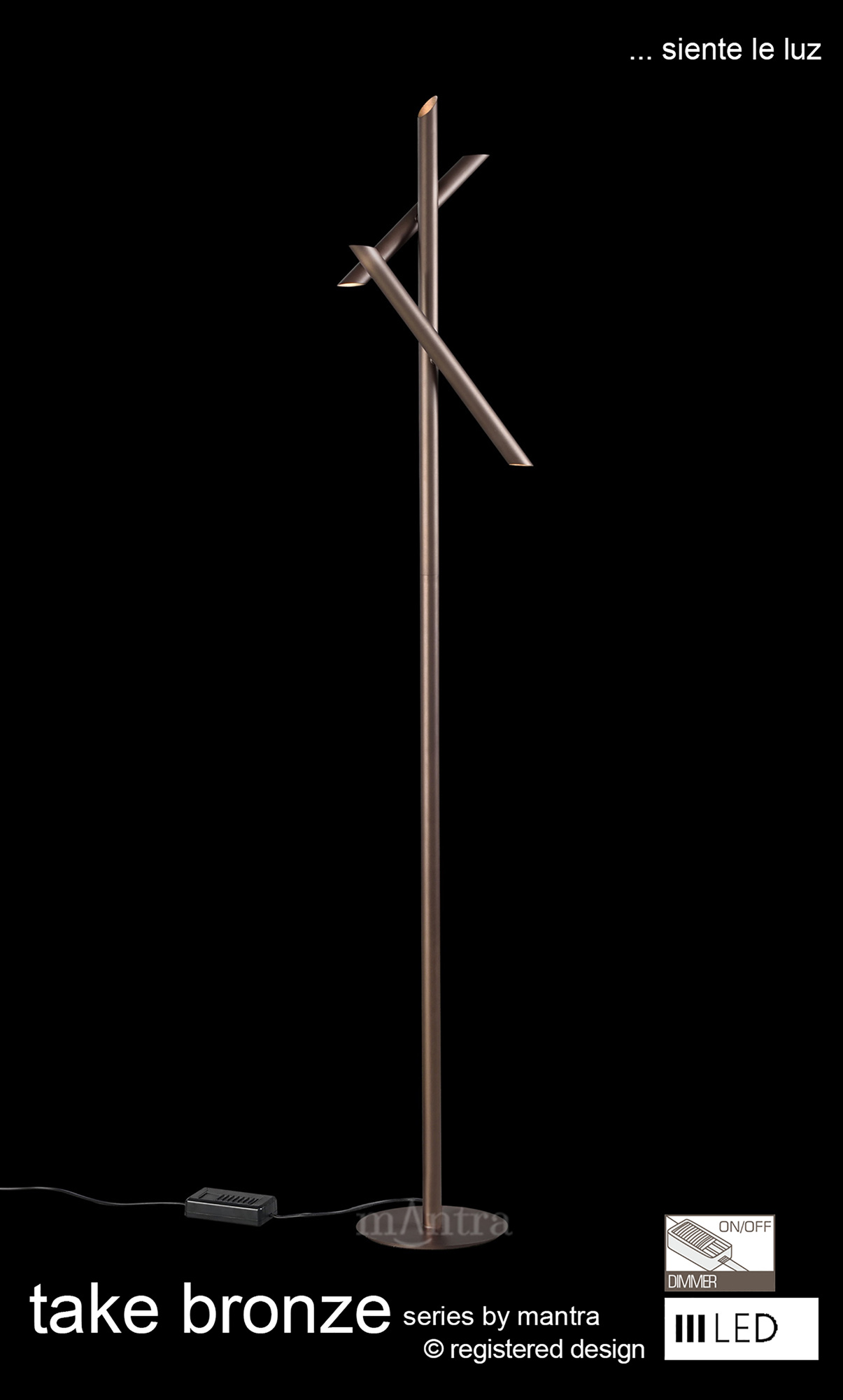 Take Bronze Table Lamps Mantra Contemporary Table Lamps