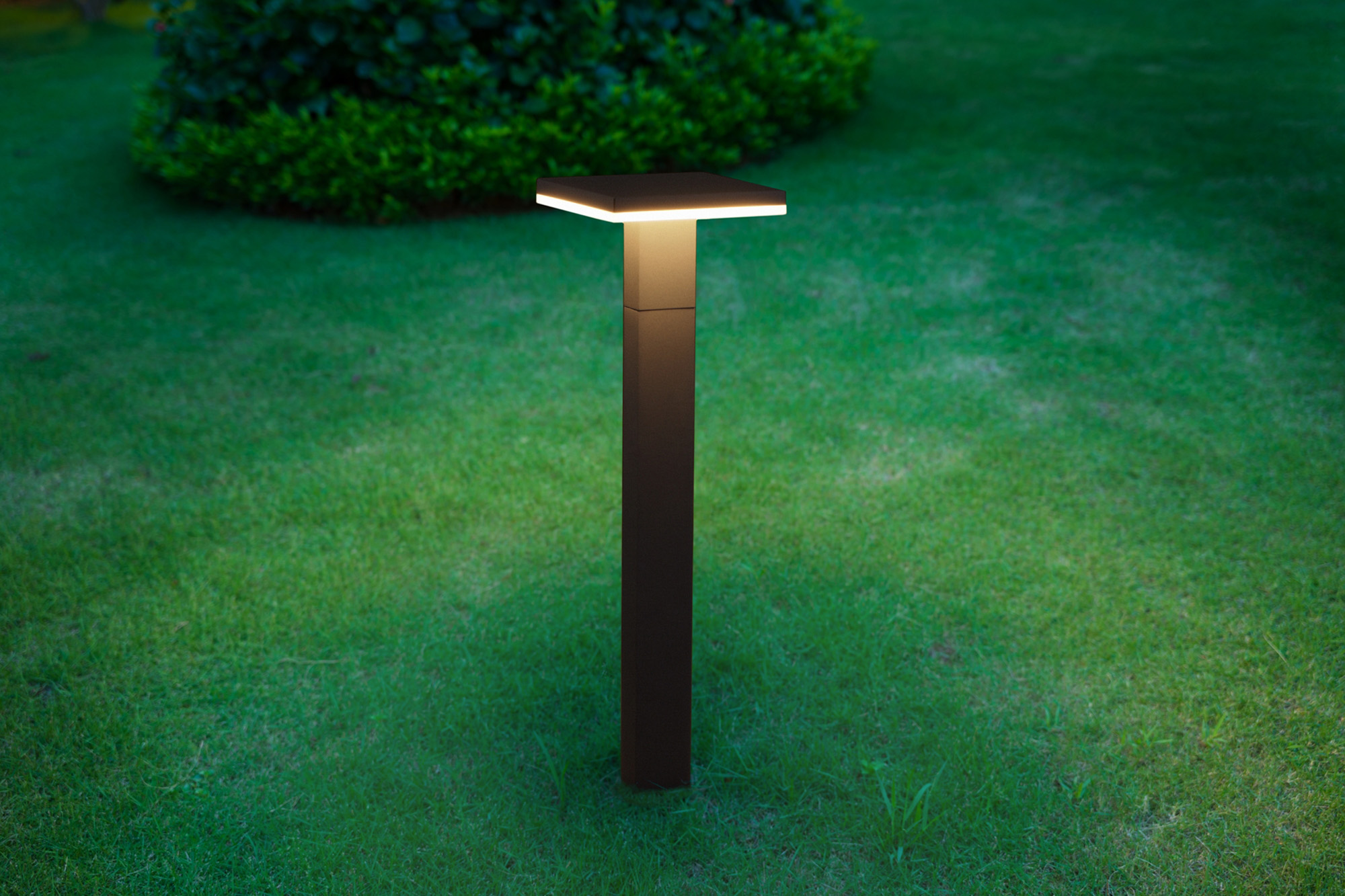 Tignes Exterior Lights Mantra Exterior Floor Lamps