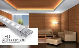 Axis Ultra Strip Lighting Techtouch Rigid Strip Kits