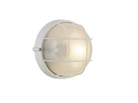 D0481  Avon Round Wall Lamp 1 Light IP44 Outdoor