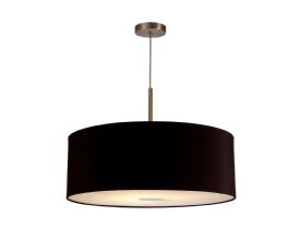 Baymont SN BL/GR Ceiling Lights Deco Single Pendant