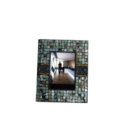 Addison Mosaic Art Glassware Diyas Home Photo Frame