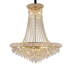 Alexandra Crystal Ceiling Lights Diyas Traditional Chandeliers