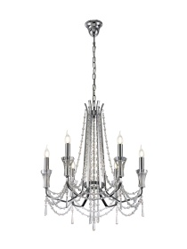 IL31743  Armand Pendant 6 Light