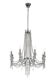 IL31744  Armand Pendant 8 Light