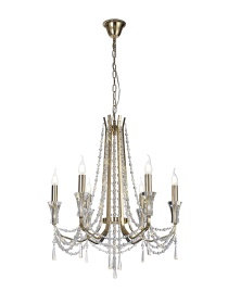 IL31753  Armand Pendant 6 Light