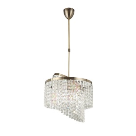 Cortina Crystal Ceiling Lights Diyas Contemporary Crystal Ceiling Lights