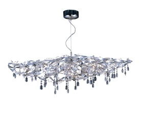 Fusion Crystal Ceiling Lights Diyas Modern Crystal Ceiling Lights