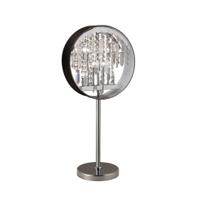 Geo Crystal Table Lamps Diyas Modern Crystal Table Lamps