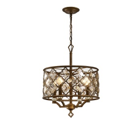 Indie Crystal Ceiling Lights Diyas Traditional Crystal Ceiling Lights