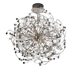 Messe Crystal Ceiling Lights Diyas Modern Crystal Ceiling Lights