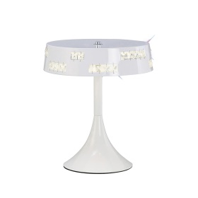 Phoenix Crystal Table Lamps Diyas Modern Crystal Table Lamps