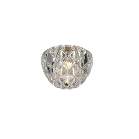 Ria Crystal Ceiling Lights Diyas Recessed Crystal Lights