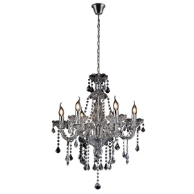 Tiana Crystal Ceiling Lights Diyas Contemporary Chandeliers