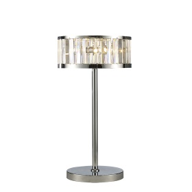 Torre Crystal Table Lamps Diyas Modern Crystal Table Lamps