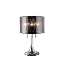 Trace Crystal Table Lamps Diyas Modern Crystal Table Lamps