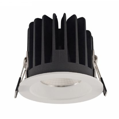 DX200413  Bebe 15, 15W LED Recessed Downlight 1200lm 36° 3000K IP44