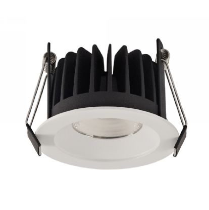 Beck 10 Recessed Ceiling Luminaires Dlux Round Recess Ceiling