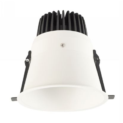 Belle 30 Recessed Ceiling Luminaires Dlux Round Recess Ceiling