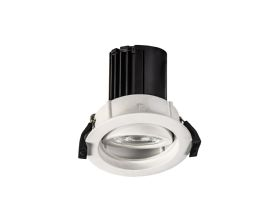 Beppe A 10 Recessed Ceiling Luminaires Dlux Round Recess Ceiling