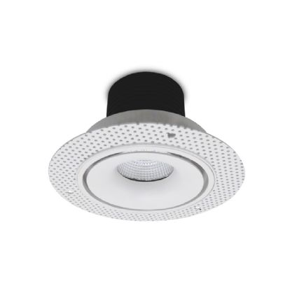 Bolor T 11 Recessed Ceiling Luminaires Dlux Round Recess Ceiling